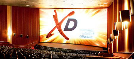Cinemark XD Cinemas