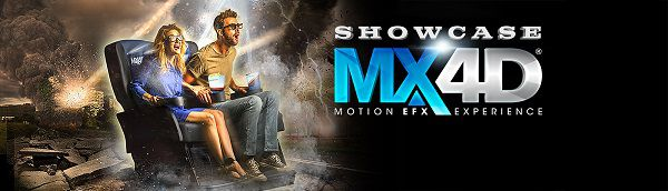 MX4D Showcase Cinema