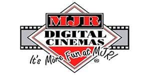 MJR Theaters Logo