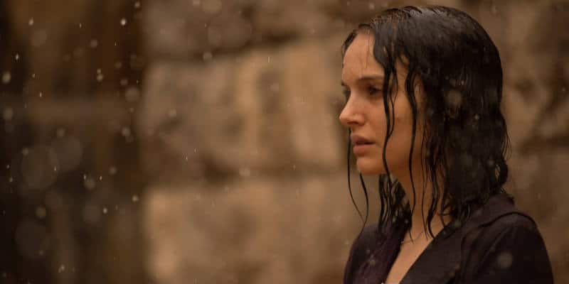 A Tale Of Love And Darkness- Portman's Vision Blossoming to Life