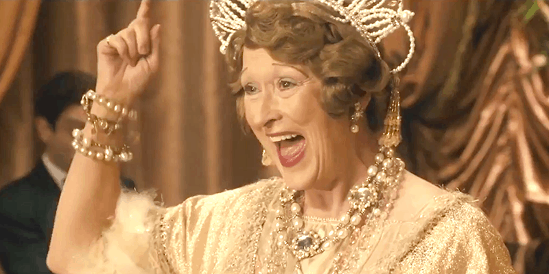 Florence Foster Jenkins Is So Much Fun