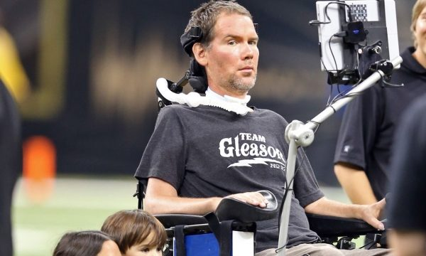 Gleason Gives an Intimate Look into A Family's ALS Trials and Triumphs