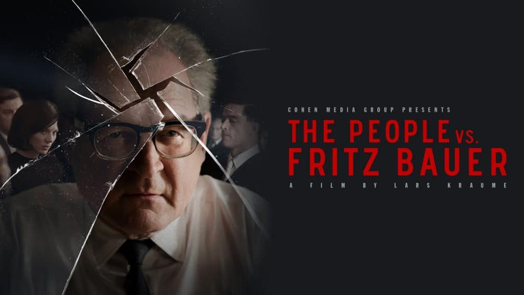 The People Vs. Fritz Bauer- A Compelling Story About a Contradictory Man