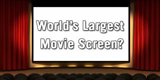 The Biggest Movie Theater in the World is in China!