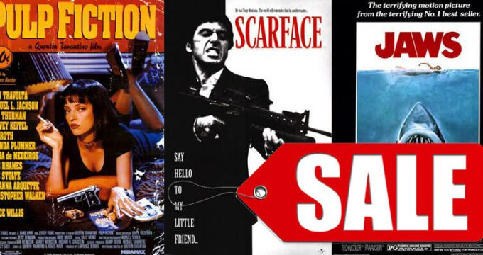 Allposters Movie Poster Deals 35%