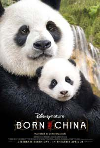 Born in China Poster