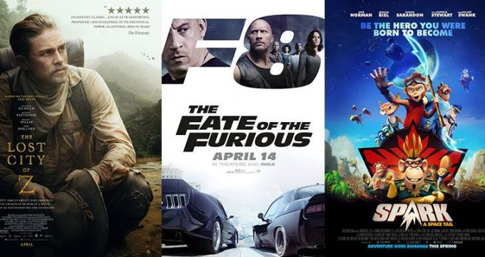 New Movies   14th April 2017