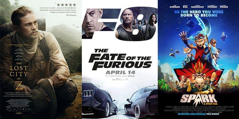New Movies   14th April 2017