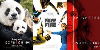 New Movies – 21st April 2017