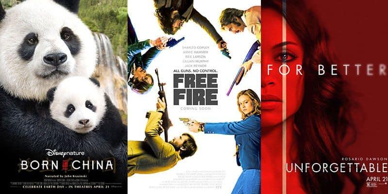 New Movies   21st April 2017