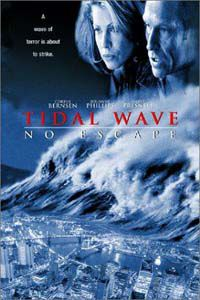 Tidal Wave No Escape Movie Poster