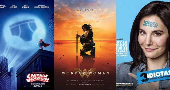 New Movies   June 2 2017