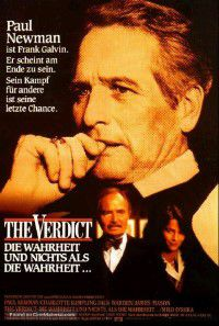 The Verdict Movie Poster