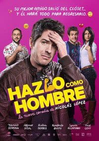 Hombres Movie Poster