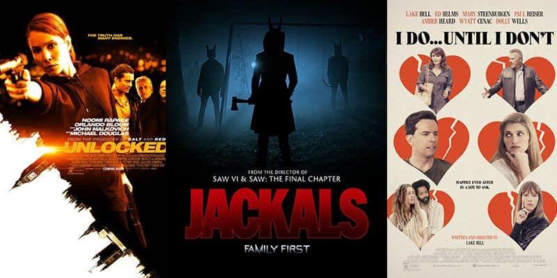 New Movies   Week 35   September 1st