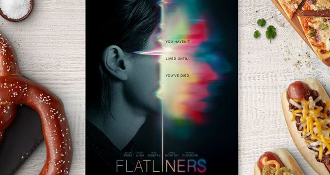 $5 AMC Concession Movie Deal Flatliners