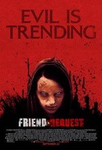 Friend Request Movie Poster