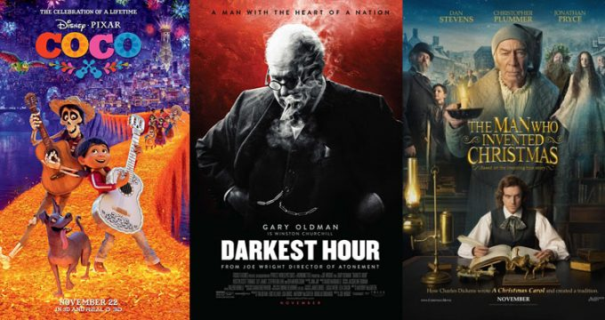 New Movies – Week 47 – November 23rd