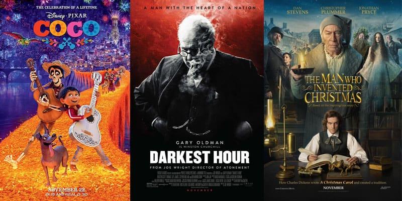 New Movies – Week 47 – November 23rd