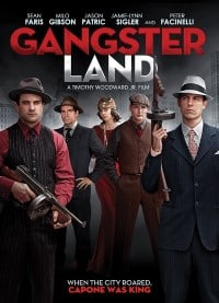 Gangster Land Movie Poster