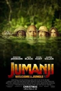Jumanji 2017 Movie Poster