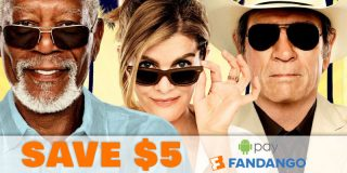 $5 Off Total Fandango Order w/ Google Pay | Movie Deal