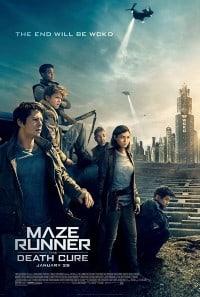 Maze Runner The Death Curse Movie Poster