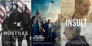 New Movies – Week 4 – January 26th