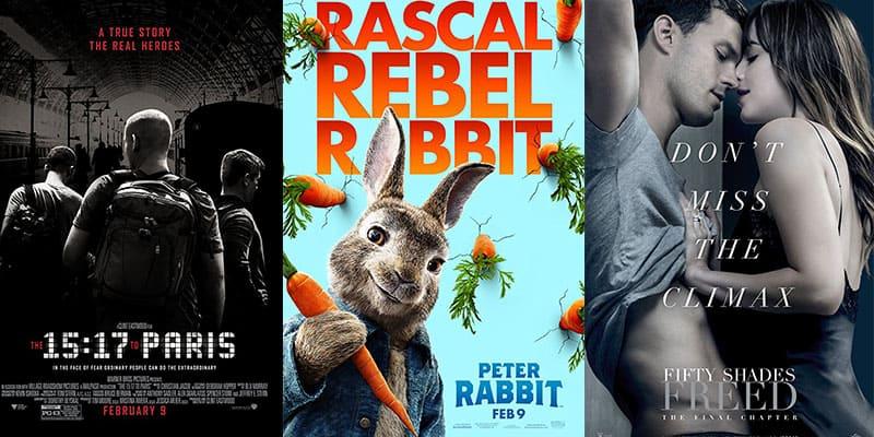 New Movies   Week 6   February 10th