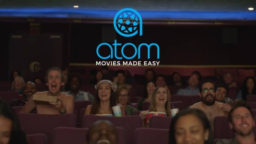 ATOM Tickets   Movies Made Easy
