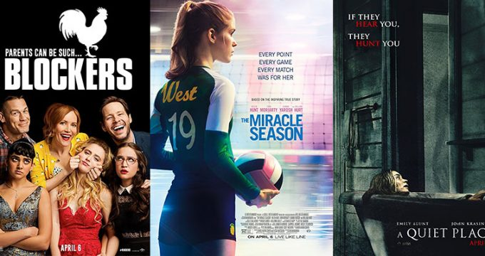 New Movies – Week 14 – April 6th