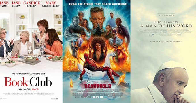 New Movies – Week 20 – May 18th