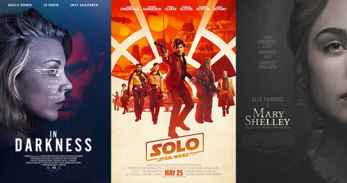 New Movies – Week 21 – May 25th