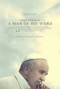 Pope Francis 2018 Movie Poster