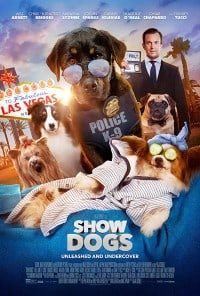 Show Dogs 2018 Movie Poster