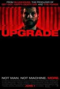 Upgrade Movie Poster 2018